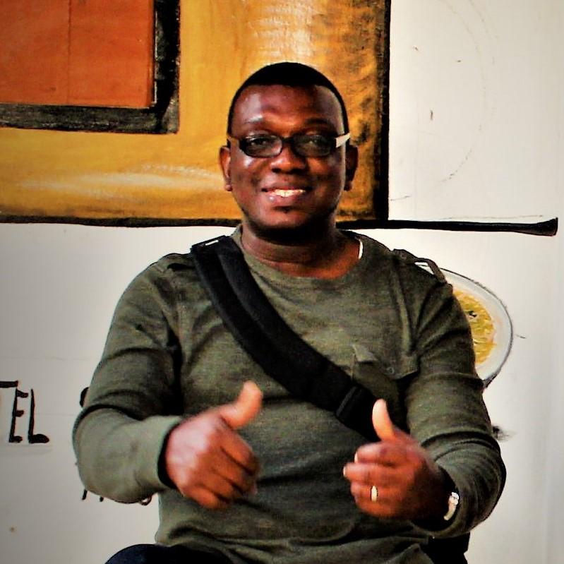 Vidal Kamara - assistent