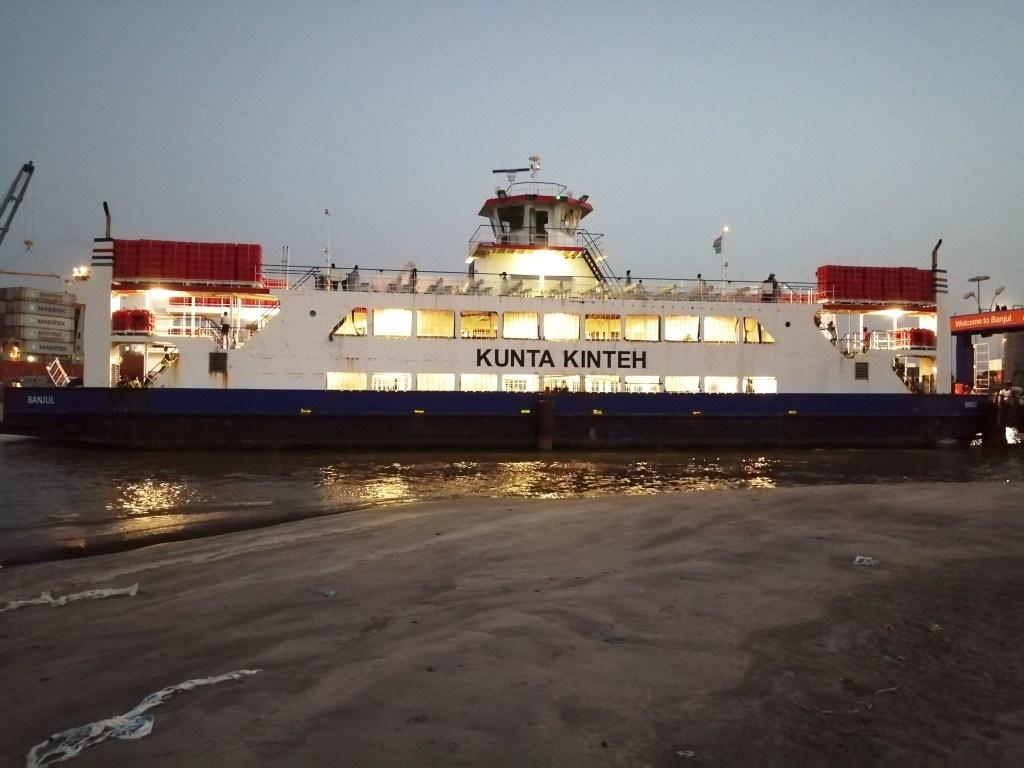 veerboot Gambia