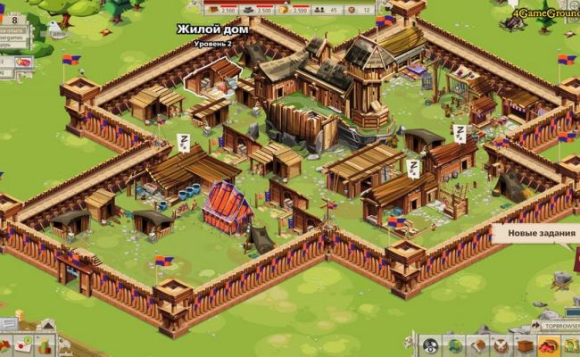 Play Goodgame Empire Game Online For Free 4gameground