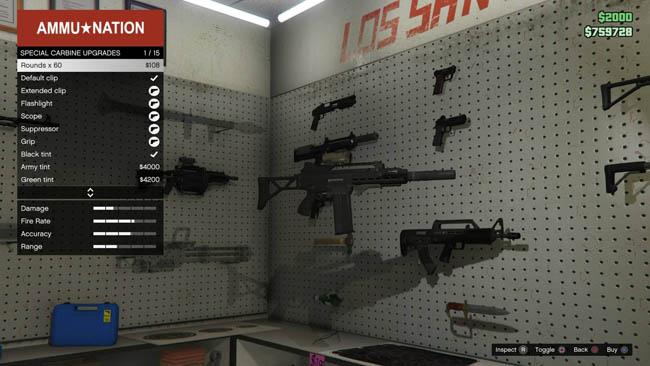 《俠盜獵車手》玩家指南:最棒的槍枝和受人喜愛的常用裝備 | 4Gamers