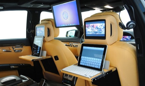 The Ultimate Mobile Office When You Go Hunting  4G Britain
