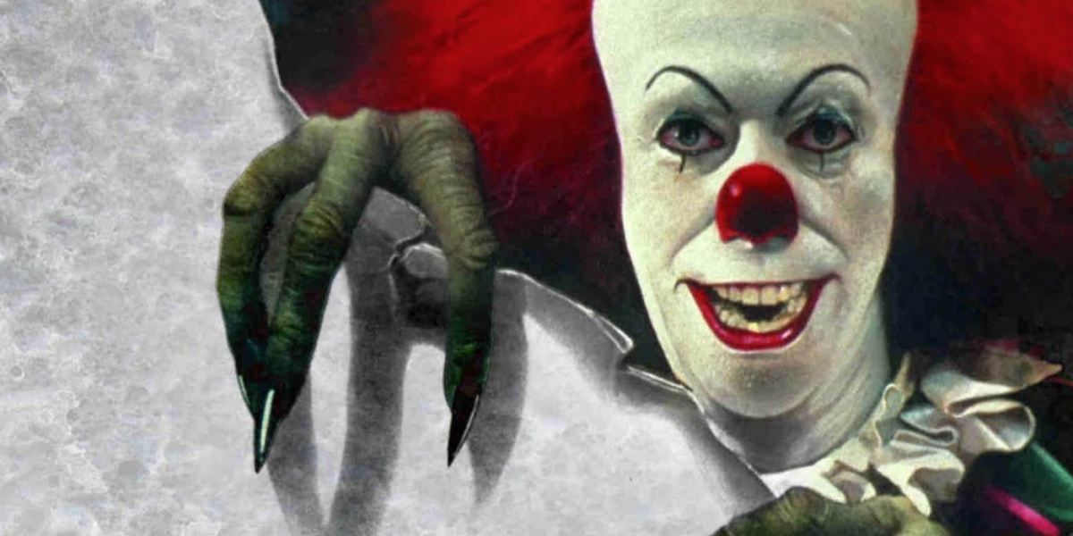 New Photo Of Pennywise Released From 'IT' Remake