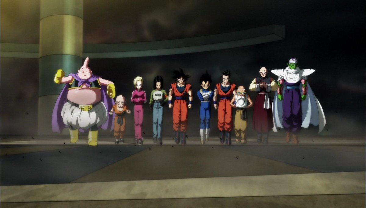 New Dragon Ball Super Universal Tournament Arc Images Revealed
