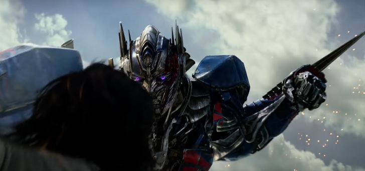 Paramount Pictures Reveals The Synopsis For Transformers: The Last Knight