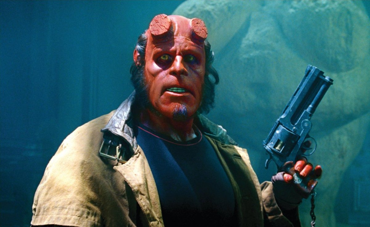 Guillermo del Toro Confirms There Will Be No Hellboy III