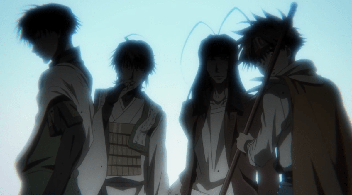 Saiyuki Reload Blast Anime Gets New Preview Trailer