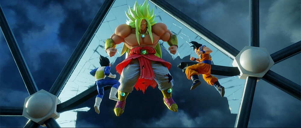 New Trailer For Dragon Ball Z 4D Film Released