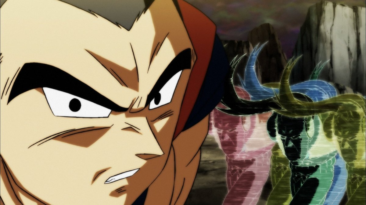 "Dragon Ball Super, Episode 103 - ""Gohan, Show No Mercy! Showdown with Universe 10!!"""