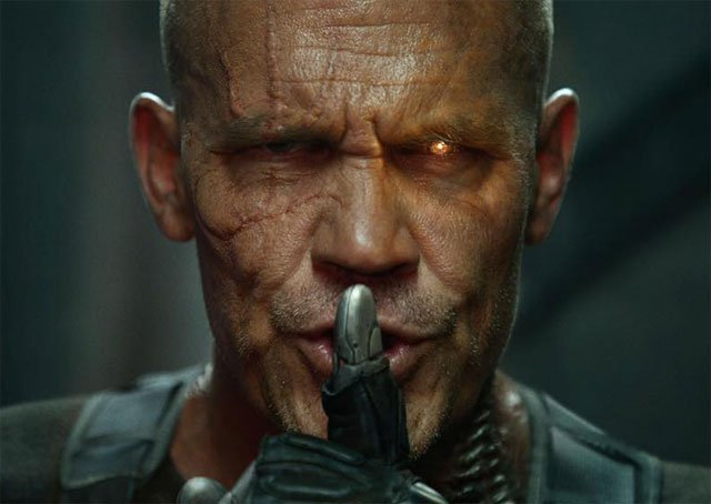 Josh Brolin Reveals His Cable Look For Deadpool 2