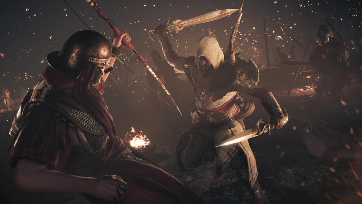 Assassin's Creed Origins The Hidden Ones DLC Gets Release Date