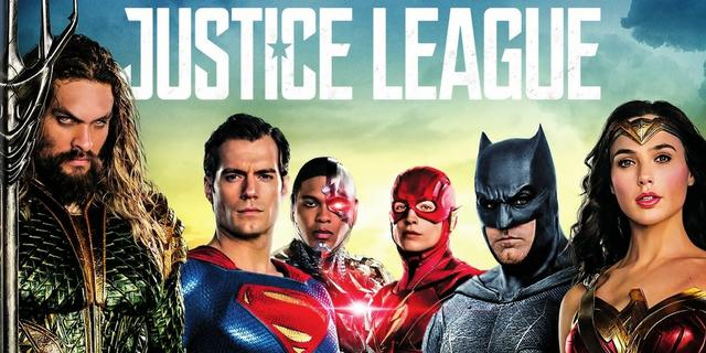 Justice League Blu-ray Details Revealed