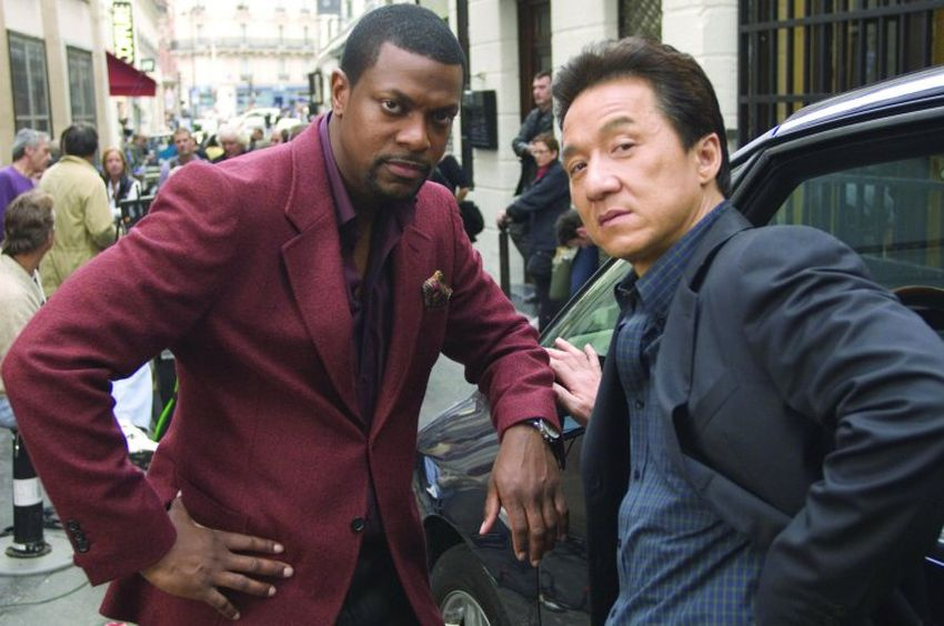 Chris Tucker Confirms Rush Hour 4 Is Happening