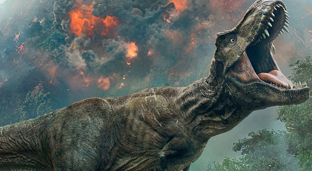 The final trailer for Jurassic World: Fallen Kingdom is here