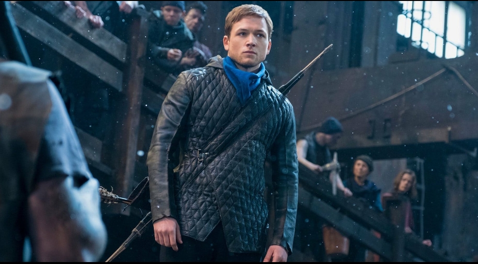 Summit Entertainment releases first trailer for Robin Hood