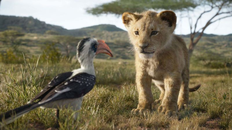 First Trailer For The Lion King Released
