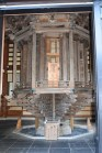 Rinzo inside the Kyozo Sutra Archive