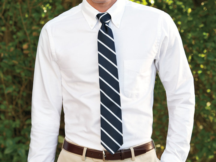 krawat męskie