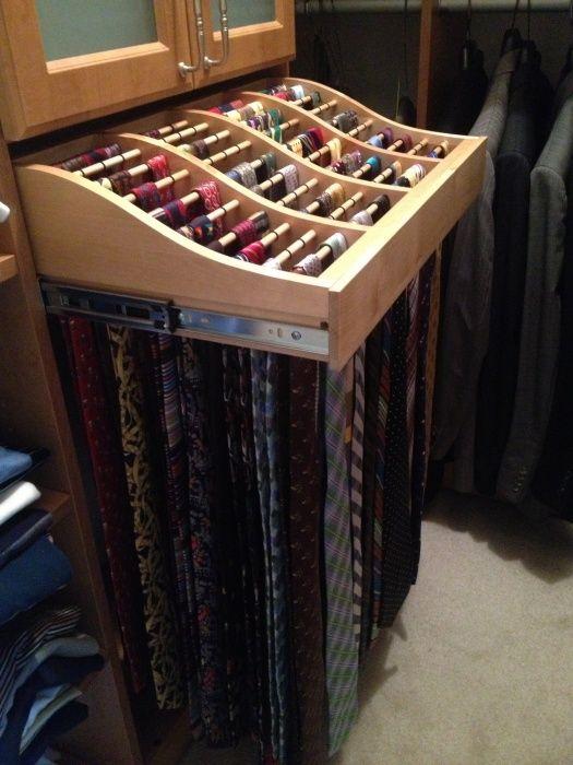 szafka na krawaty