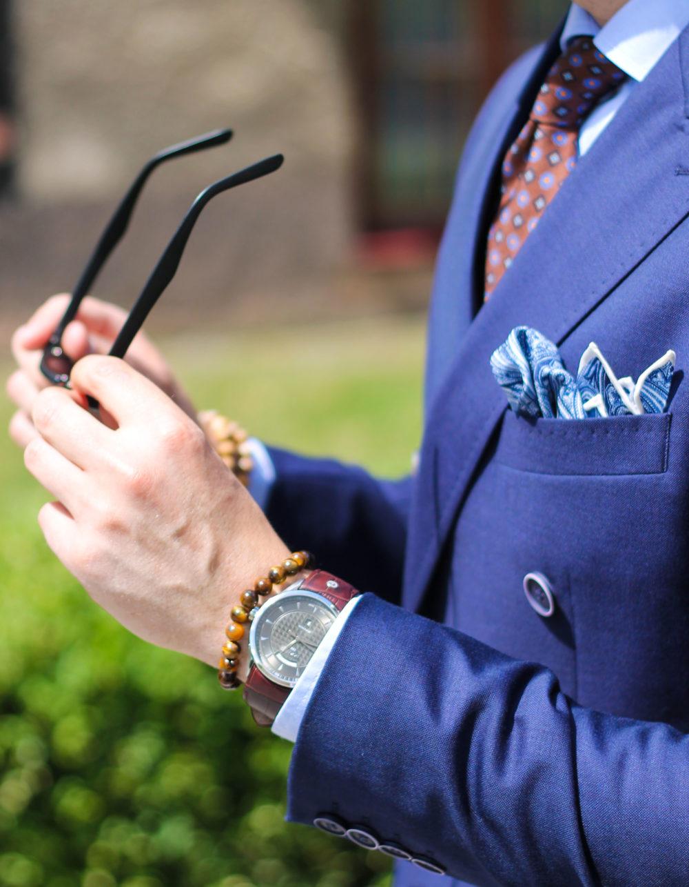 rozkompletowany garnitur