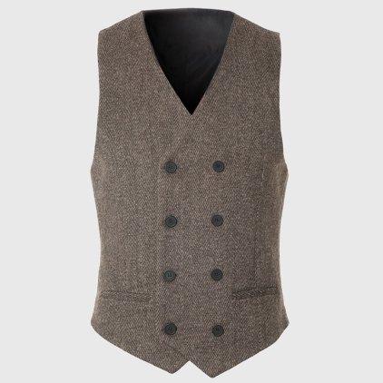 slim-men-font-b-double-b-font-breasted-font-b-vest-b-font-work-sleeveless-waistcoat