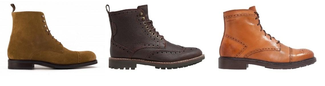 zimowych butów