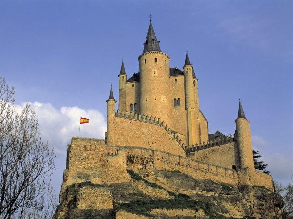 Open Thread Tuesday 15 January 2013 Segovia Spain