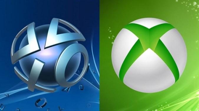 Xbox Sony PlayStation Microsoft Gaming