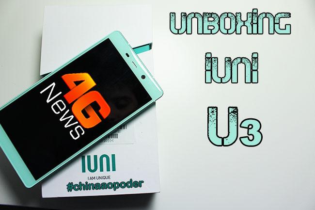 Unboxing IUNI u3 site