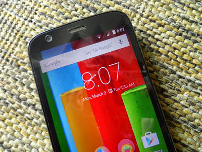 moto g android 5.1