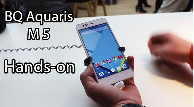 Aquaris M5