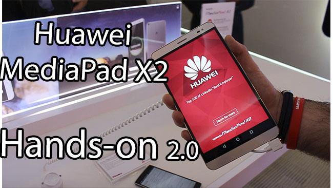 Huawei MediaPad 2.0