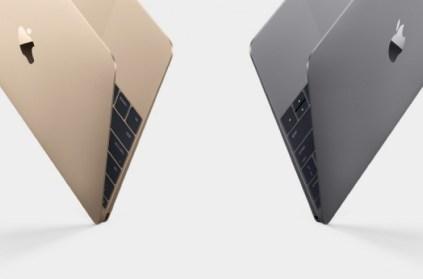 Macbook Air de 12 poleg.6