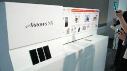 Fujitsu Arrows NX F-04G-5