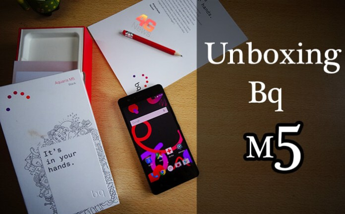 Bq unboxing