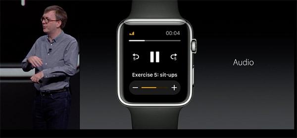 apple audio watch