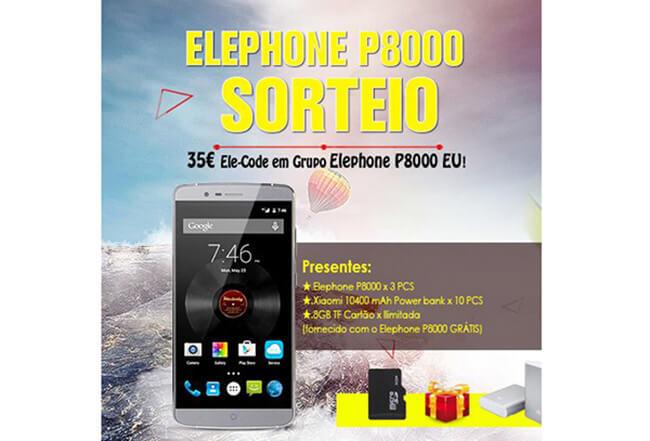 elephone promo
