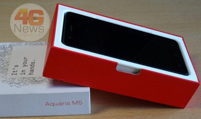 BQ Aquaris M5