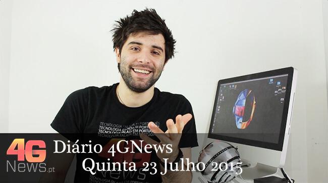Diario 23 Julho