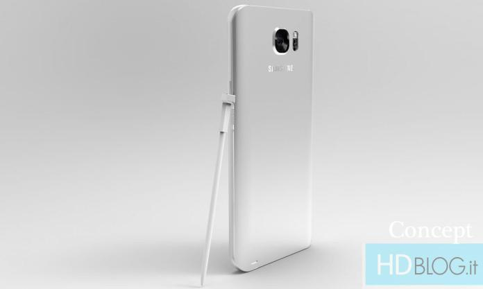 Note 5 concept