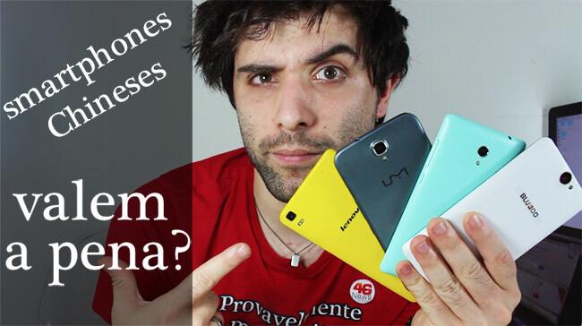 Smartphone Chineses