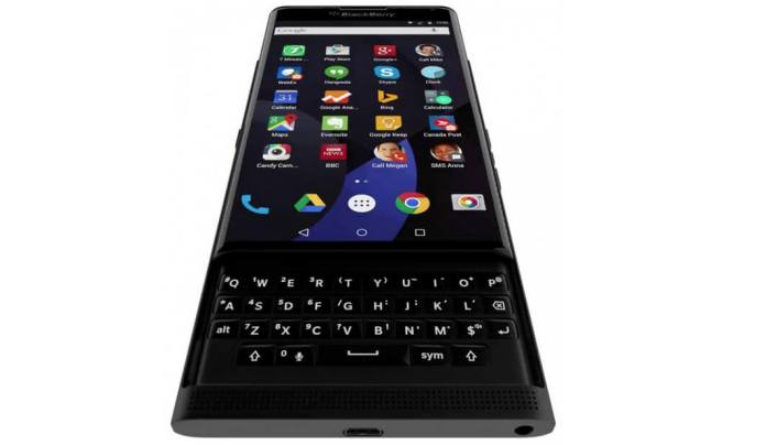 Blackberry venice