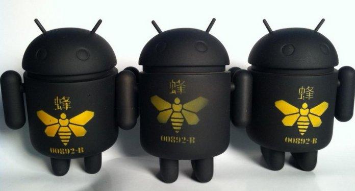 Atualizações de segurança Malware Android smartphone