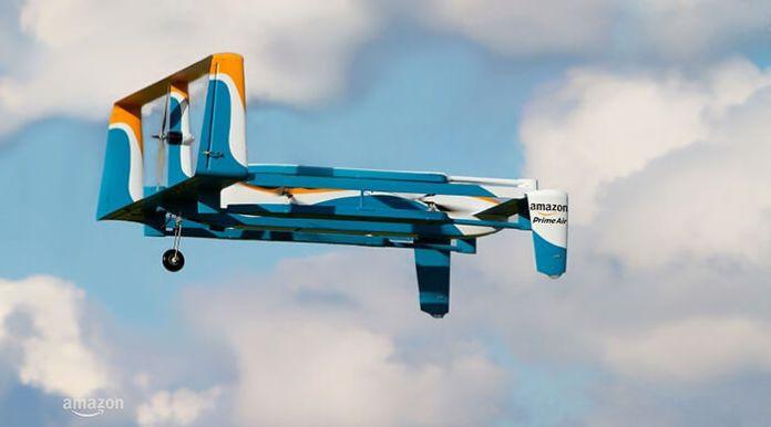 Drone amazon 2
