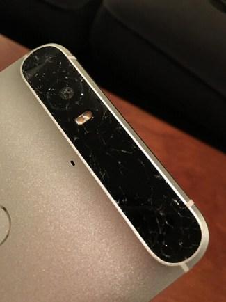 Huawei Nexus 6P vidro 3