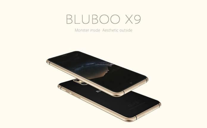 Bluboo X9 3