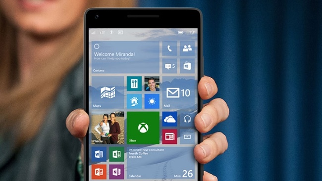 windows10mobileredstone