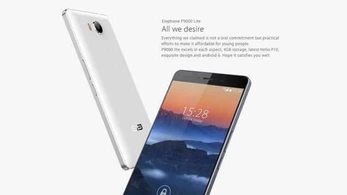 Elephone P9000 Lite 1