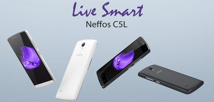 Neffos C5L 4gnews