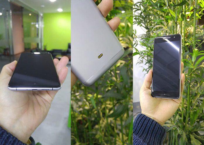Oukitel smartphone