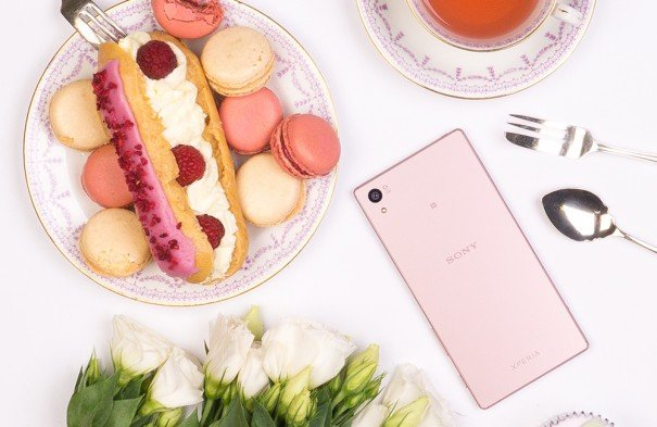 Sony Xperia Z5 Android Nougat